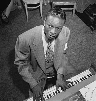 330px nat king cole gottlieb 01511
